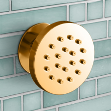 Shower Body Jets - Round